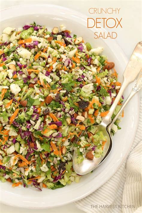Https Www Gimmesomeoven Seriously Delicious Detox Salad by Detox Salad Recipe Dishmaps