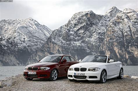 Bmw 1er Coupe Facelift Unterschiede by Alle Infos Bilder Zum Facelift F 252 R Bmw 1er Coup 233 E82