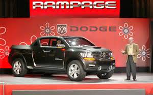 Dodge Midsize Truck Compact And Midsize Are Going The Way Of The
