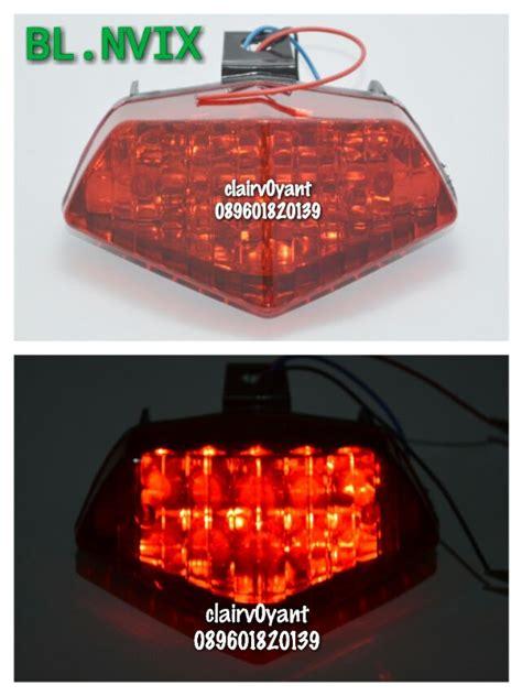 Lu Rem F1 Nyala Merah baru aneka lu led t10 t5 t20 lu rem plafon drl neon wire f1 flasher dll
