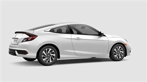 2019 Honda Civic Coupe by 2019 Honda Civic Coupe Platinum White Pearl O Honda