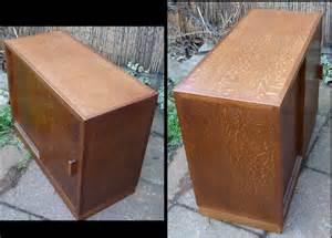antique shoe storage shoe storage cupboard in quarter sawn oak antiques atlas