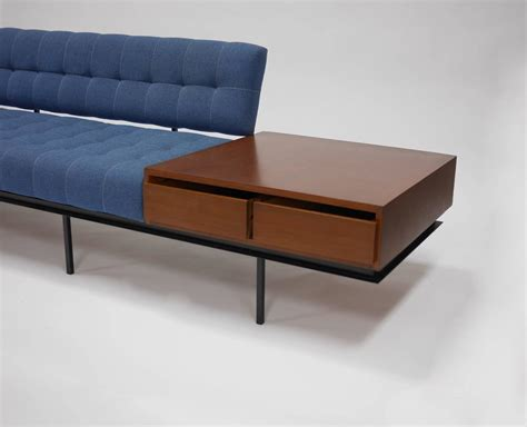 knoll sofas sale minimalist sofa and cabinet by florence knoll for sale at