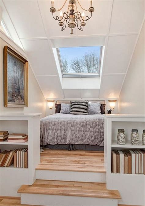 small home decor items 40 decorating ideas for a small attic bedroom to have big