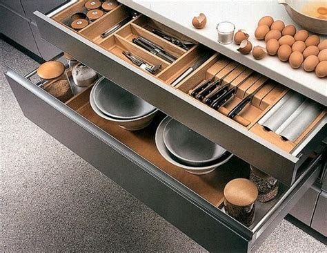 How To Clean Old Kitchen Cabinets 30 Space Saving Ideas And Smart Kitchen Storage Solutions
