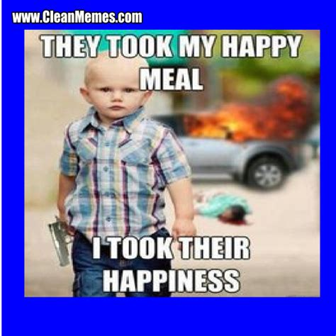 Happy Meal Meme - happy meal clean memes the best the most online