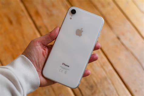 review iphone xr alleen al voor de batterij zou je m nemen
