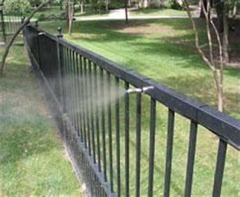 backyard mosquito control systems outdoor residential misting system