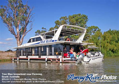 houseboat sa true blue houseboat near purnong south australia