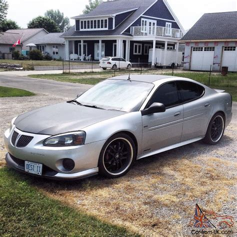 2004 pontiac grand prix gtp comp g edition one of a