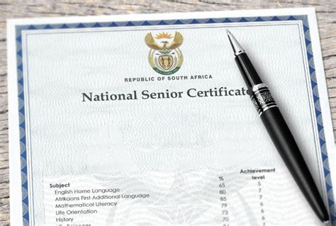 Beware Of Fake Matric Certificate Websites Black