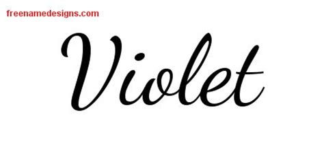 tattoo name viola violet archives free name designs