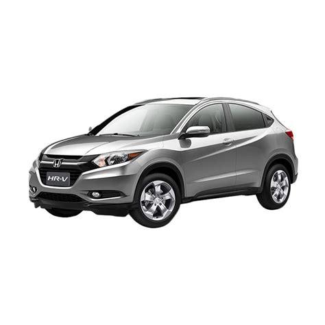 Honda Hrv 1 5 jual honda hrv 1 5 s mobil alabaster silver metallic