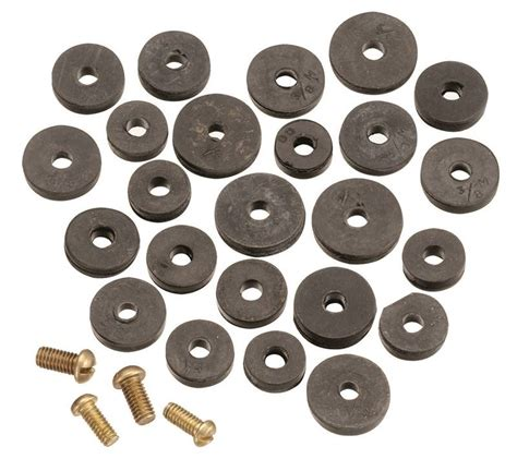 Faucet Washer Sizes by Plumb Pak Pp805 20 Faucet Washer Flat Assorted Washers