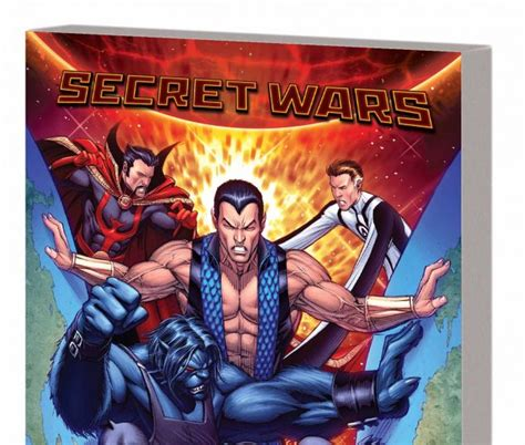 libro secret wars prelude secret wars prelude trade paperback comic books comics marvel com