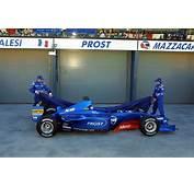 F1 Teams 2001  Prost Grand Prix