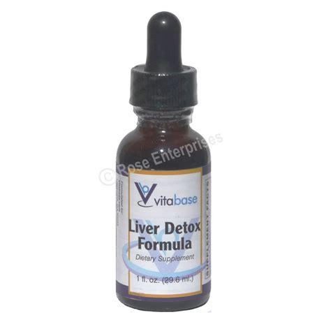 Liver Cleanse Detox Repair Formula by Vitabase Liver Detox Formula Liver Cleanse