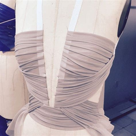 curtain draping techniques gillesmendelsleek sheer silk chiffon drape omgilles