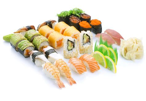 Plato sushi & more in Paphos