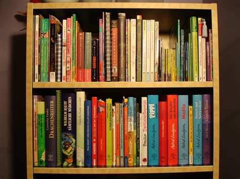 Book Shelf by File German American Bookshelf Jpg