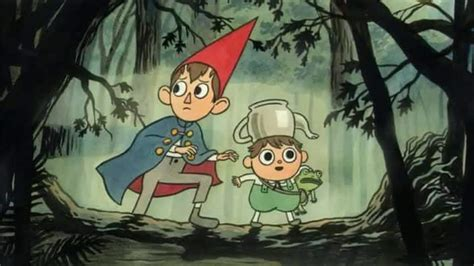 elijah wood over the garden wall elijah wood s wirt on over the garden wall based on woody