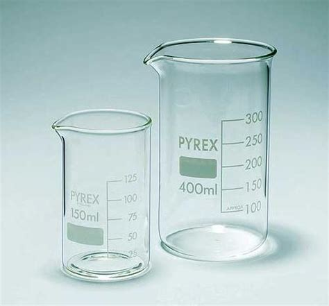 Beaker Glass 50ml Iwaki pyrex eloh estore