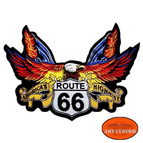 Decore Home by Patch Eagle Route 66 Amt Custom Shop