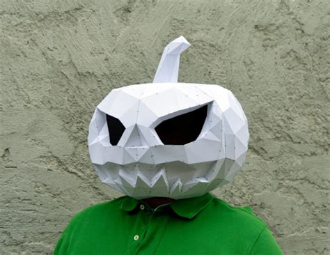 o lantern mask template make your pumpkin mask papercraft pumpkin mask