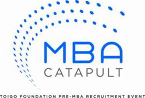 Toigo Mba Catapult by Toigo Foundation S Mba Fellowship Application For The