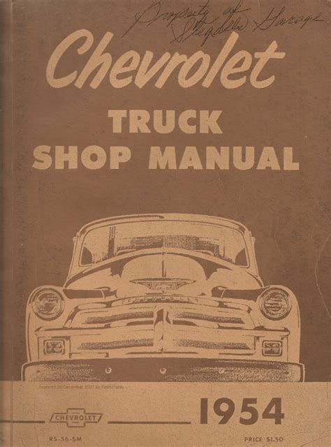 truck instructions 1954 chevy truck diagrams 1954 chevy truck wiring diagram