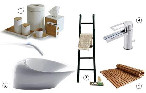 Accessoires Pour Salle De Bain Design
