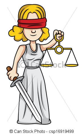 imagenes de justicia en dibujo vetor eps de justi 231 a senhora csp16919499 pesquisar clip