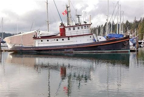 converted tug boats for sale uk yachtworld boats and yachts for sale