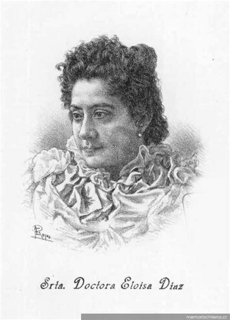 Srta. Doctora Eloísa Díaz, 1866-1950 - Memoria Chilena