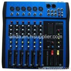 Mixer Bowel Ct 60 S Usb 6 Channel 8 channel 48 phantom power pv8 audio mixer pv8