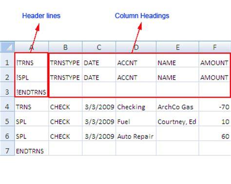 guide to import quickbooks iif files