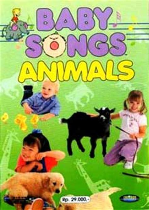 Vcd Original Baby Songs Animals toko anak cd vcd dvd buku mainan edukatif baju pakaian perlengkapan bayi dan
