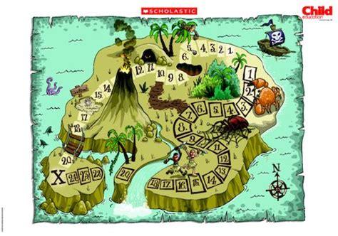 treasure map template ks1 free ks1 and ks2 resources scholastic