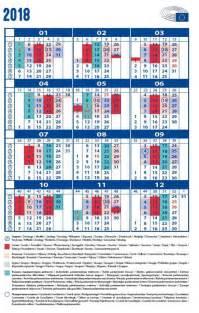 Calendar 2018 European Parliament 192 Ne Pas Manquer Accueil Imco Commissions