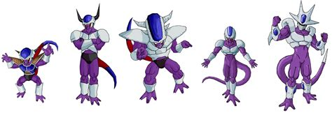 all ve as forms and transformations imagenes de vegeta cooler all forms by legofrieza on deviantart