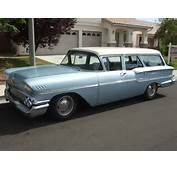Wagonman1 1958 Chevrolet Nomad Specs Photos Modification Info At