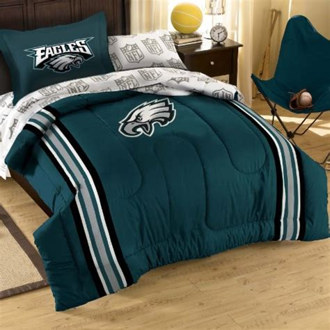 Philadelphia Eagles Comforter Set by Philadelphia Eagles Bedding Price Compare
