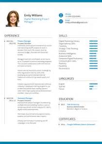 Program Manager Sle Resume by Resume Exles Program Manager