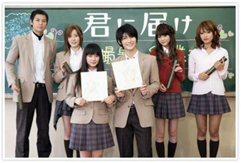 film drama anime film review kimi ni todoke from me to you 2010 the
