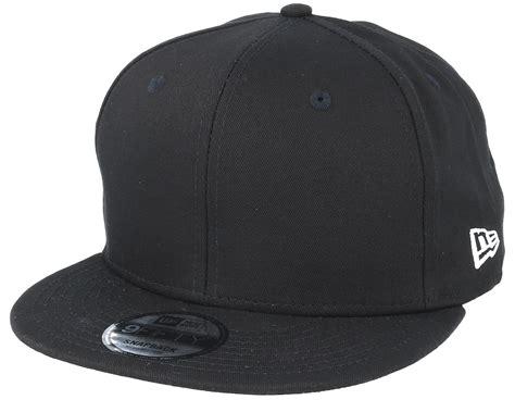 black cotton 9fifty snapback new era caps hatstore co uk