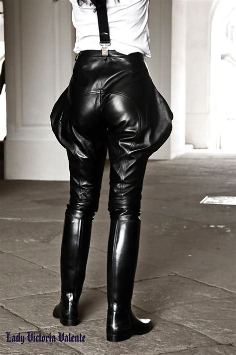 mistress leather riding boot mistress leather pants styling sex leather pinterest