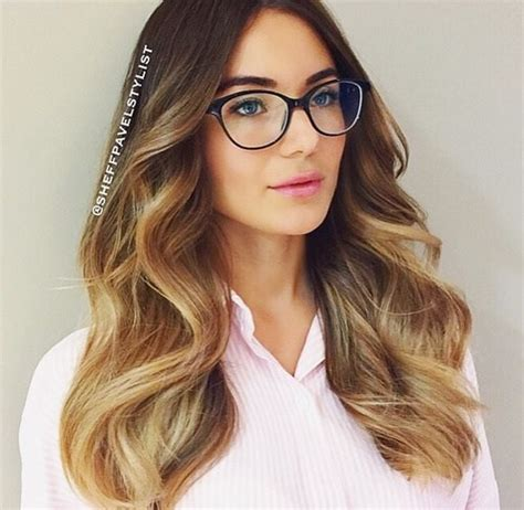long wavy brown ombre hairstyle for women 2014 pretty 40 picture perfect hairstyles for long thin hair