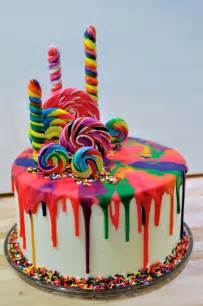 colorful birthday cakes 25 best ideas about rainbow cakes on colorful
