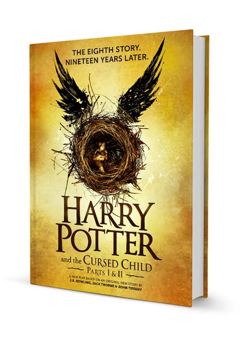 only child a novel books book review harry potter and the cursed child is a triumph