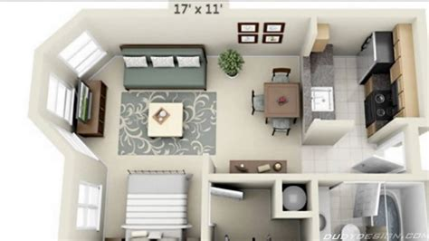Detached Garage Apartment by Studio Apartment Floor Plans Youtube